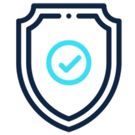 shield with checkmark